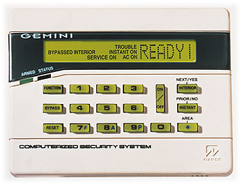 rp series keypads alarmsuperstore com your one stop alarm shop rh alarmsuperstore com Gemini Security System Battery Replacement Napco Gemini Security System Manual User Manuel